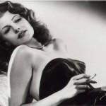 508780 Rita Hayworth também sofreu Alzheimer Fotodivulgação. 150x150 Famosos que sofreram com Alzheimer: Fotos