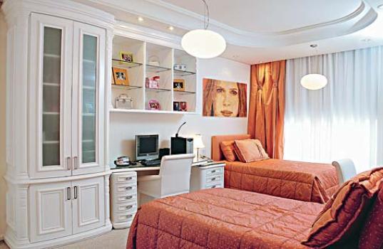 508813 Decoração de quarto para duas meninas 2 Decoração de quarto para duas meninas