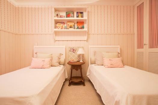 Decoração de quarto para duas meninas