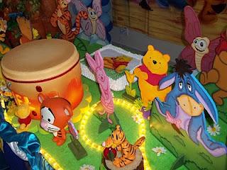 508814 festa infantil pooh 2 Decoração de aniversário urso Pooh Baby