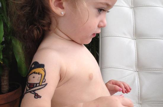508874 tatuagens temporárias 2 Tatuagens temporárias: onde comprar, preços