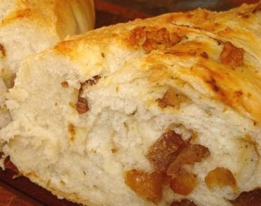 508883 pao de torresmo Receita de pão de torresmo