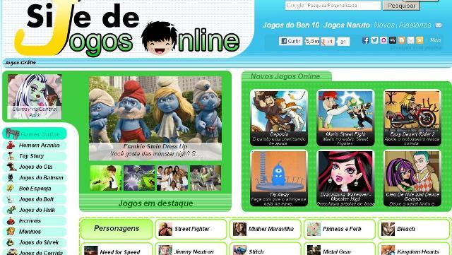509534 jogos online meninos 2 Jogos online grátis para meninos: dicas