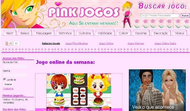 Jogos Meninas Online Tis Para Dicas