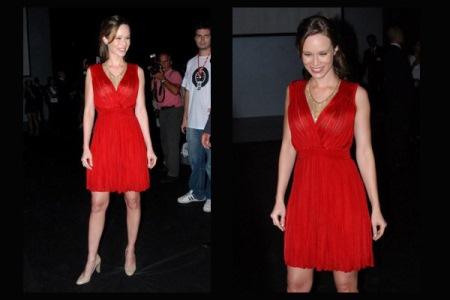 509694 Dicas para usar vestido vermelho.2 Dicas para usar vestido vermelho