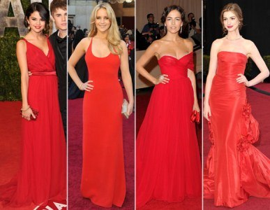 509694 Dicas para usar vestido vermelho.3 Dicas para usar vestido vermelho