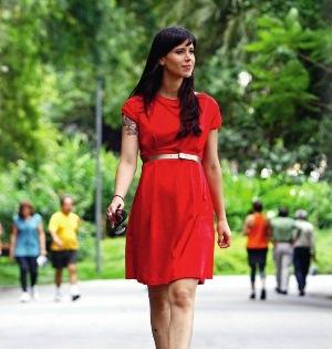 509694 Dicas para usar vestido vermelho.4 Dicas para usar vestido vermelho