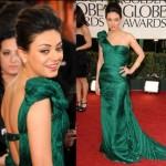 509990 A atriz Mila Kunis apostou em um lindo modelo de vestido sereia Fotodivulgação. 150x150 Vestidos Sereia: modelos, fotos
