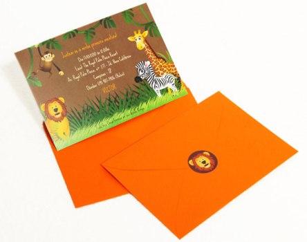 Convites de festa de aniversário infantil para imprimir 13 Convites ...