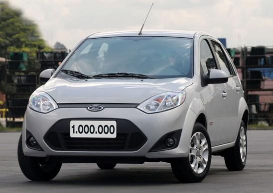 511495 FordFiesta Os 10 Carros mais vendidos do mundo