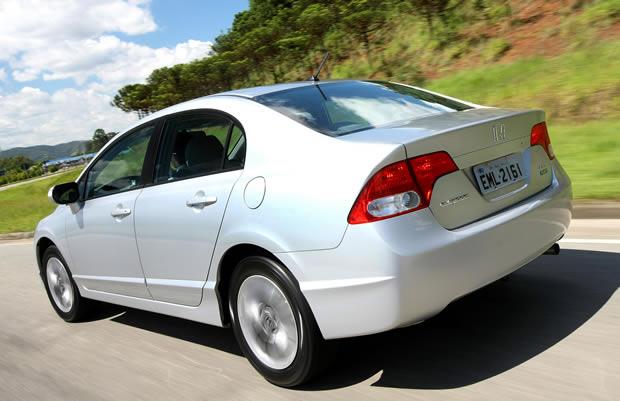 511495 honda civic Os 10 Carros mais vendidos do mundo