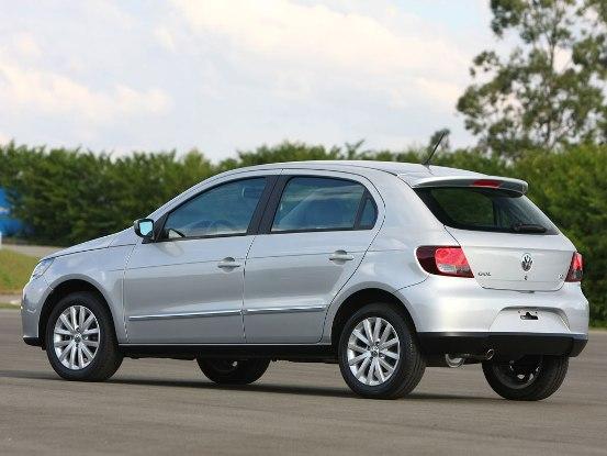 511495 volkswagen gol Os 10 Carros mais vendidos do mundo