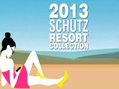 511584 Coleção Schutz Verão 2013.1 Coleção Schutz Verão 2013