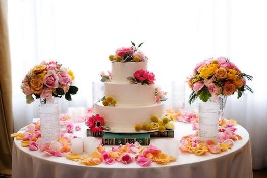 511839 Mesa de casamento ideias para decorar fotos 16 Mesa de casamento, ideias para decorar: fotos
