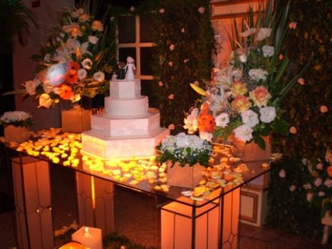 511839 Mesa de casamento ideias para decorar fotos 2 Mesa de casamento, ideias para decorar: fotos
