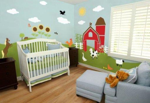 511871 Decoração divertida para quarto infantil fotos 2 Decoração divertida para quarto infantil: fotos