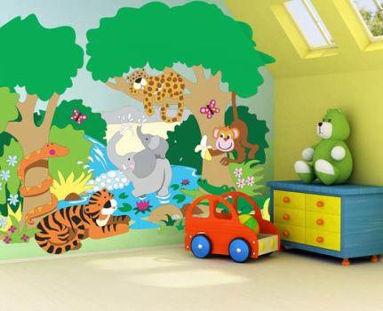511871 Decoração divertida para quarto infantil fotos 4 Decoração divertida para quarto infantil: fotos