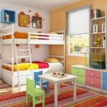 511871 Decoração divertida para quarto infantil fotos 7 150x150 Decoração divertida para quarto infantil: fotos