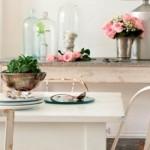 512368 As mesas e cadeiras antigas são ideais para a decoração shabby chic Fotodivulgação. 150x150 Estilo shabby chic na decoração