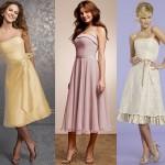 512381 Os longuetes podem ser encontrados em vários modelos diferentes Fotodivulgação. 150x150 Vestido longuete para festas de casamento: dicas, fotos