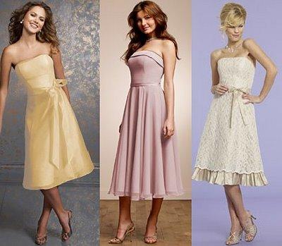 512381 Os longuetes podem ser encontrados em vários modelos diferentes Fotodivulgação. Vestido longuete para festas de casamento: dicas, fotos
