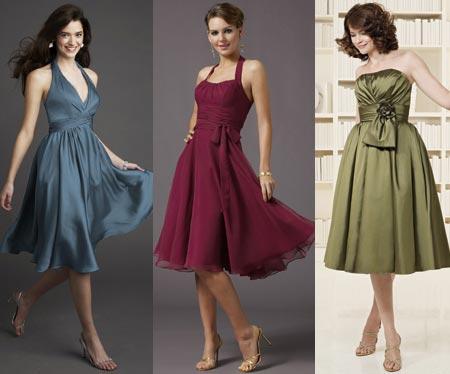 512381 Os vestidos longuetes são ótimas opções para festas de casamento Fotodivulgação. Vestido longuete para festas de casamento: dicas, fotos