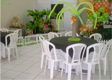 512596 decora%C3%A7%C3%A3o de festa tema zoo 4 Decoração de festa infantil, tema zoológico: fotos