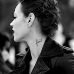 512968 Tatuagens femininas no pescoço fotos 11 150x150 Tatuagens femininas no pescoço: fotos