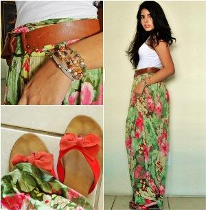 513142 Modelos de saias com cintura alta verão 2013.4 Modelos de saias com cintura alta verão 2013