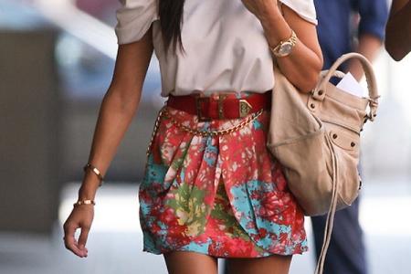 513142 Modelos de saias com cintura alta verão 2013.8 Modelos de saias com cintura alta verão 2013