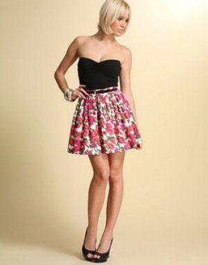 513142 Modelos de saias com cintura alta verão 2013.9 Modelos de saias com cintura alta verão 2013