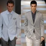 513189 Os trajes esporte fino masculinos podem ser usados em várias cores e tons Fotodivulgação. 150x150 Moda esporte fino masculina
