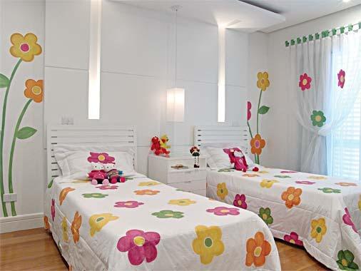 513775 Os papéis de parede são ótimas opções para as decorações com flores de primavera Foto divulgação. Flores da primavera para decoração: fotos, dicas