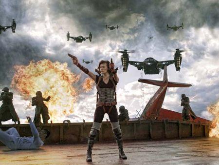 514154 resident evil 5 retribuicao trailer elenco sinopse 3 Resident Evil 5   Retribuição: trailer, elenco, sinopse