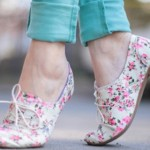 514474 As sapatilhas florais podem ser usadas de diversas formas Foto divulgação. 150x150 Sapatilhas florais: dicas, como usar