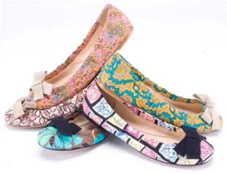 514474 As sapatilhas florais são muito versáteis e combinam com vários estilos Foto divulgação. Sapatilhas florais: dicas, como usar