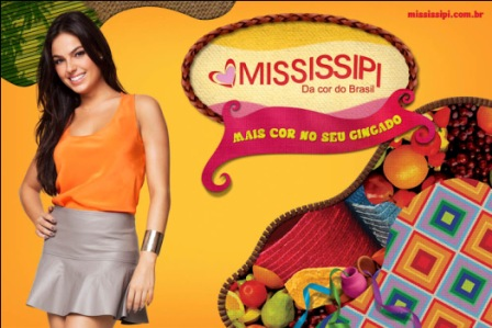 514482 A coleção de verão da Mississipi é a cara do Brasil Foto divulgação. Coleção Mississipi Verão 2013