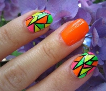 514691 Esmaltes com cores neon dicas tendências.6 Esmaltes com cores neon: dicas, tendências