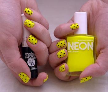 514691 Esmaltes com cores neon dicas tendências.7 Esmaltes com cores neon: dicas, tendências