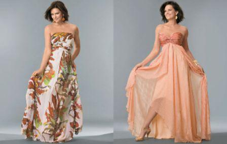 514818 Os vestidos mais soltinhos são os mais indicados Foto divulgação. Casamento na praia, vestidos para madrinhas: fotos