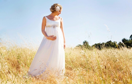 515468 Vestidos de noiva para gravidas dicas fotos 15 Vestidos de noiva para grávidas: dicas, fotos