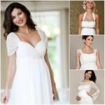 515468 Vestidos de noiva para gravidas dicas fotos 150x150 Vestidos de noiva para grávidas: dicas, fotos