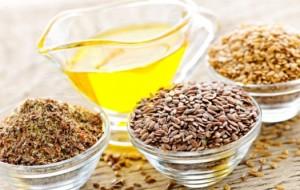 Benefícios da semente de linhaça