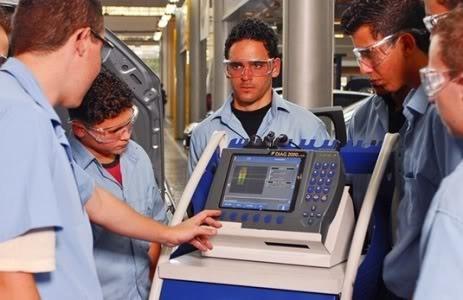 515853 O curso técnico de logística é um dos mais procurados da instituição. foto divulgação Curso Técnico de Logística SENAI