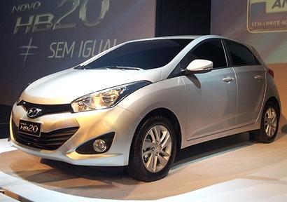 516046 Lançamento Hyundai HB20 preços e fotos2 Lançamento Hyundai HB20: preços, fotos
