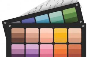 Sombra arco-íris, como fazer