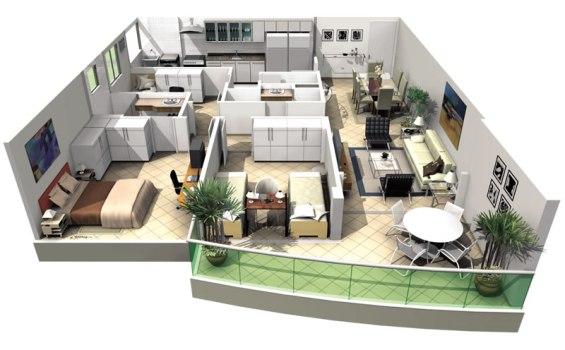 516227 Apartamento na planta perguntas e respostas 1 Apartamento na planta: perguntas e respostas