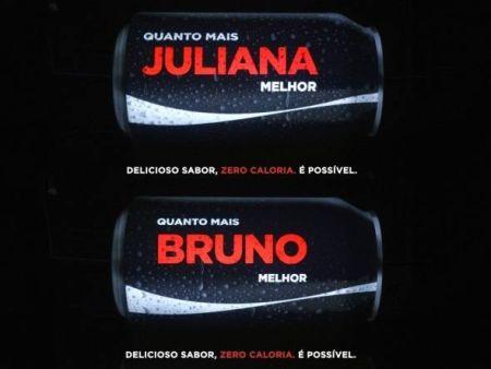 516800 lata de coca cola personalizada com nome como criar 2 Lata de Coca Cola personalizada com nome: como criar