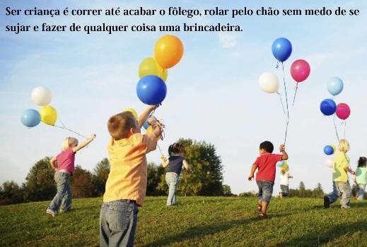 Mensagens bonitas sobre crianças para Facebook: fotos