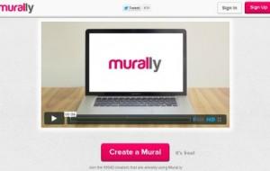 Mural.ly: rede social para compartilhar ideias criativas